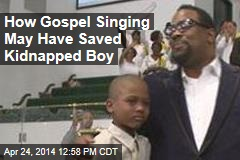 How Gospel Singing May Have Saved Boy From Kidnapping