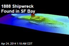 1888 Shipwreck Found in SF Bay