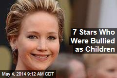 7 Stars Who Were Bullied as Children