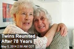 Twins Reunited After 78 Years