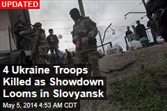 Major Battle Looms in Ukraine City
