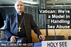 Vatican: Here's How Many Priests We've Defrocked for Abuse