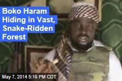 Boko Haram Hiding Girls in Huge, Deadly Forest