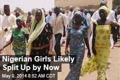 Nigerian Girls Likely Split Up by Now