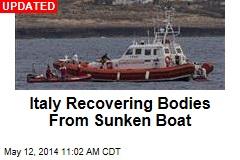 Boat Carrying 400 Capsizes in Mediterranean