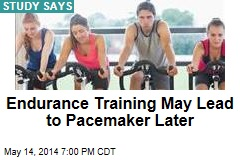 Endurance Training May Lead to Pacemaker Later
