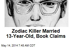 Zodiac Killer Died in 1984, Book Claims