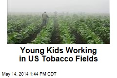 Human Rights Watch Decries Child Labor—in US Fields