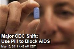 Feds: Use Pill to Prevent Aids