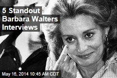 5 Standout Barbara Walters Interviews