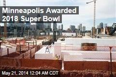 Minneapolis Awarded 2018 Super Bowl