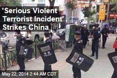31 Die as Bomb-Laden SUVs Plow Through China Market