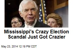 Mississippi's Crazy Election Scandal Just Got Crazier