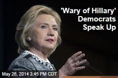 Democrats Fear Hillary's 'Inevitability'