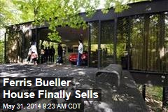 Ferris Bueller House Finally Sells