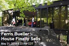 Ferris Bueller House Finally Sells
