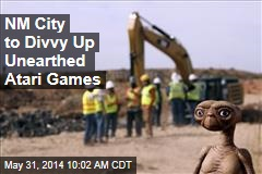 NM City to Divvy Up Unearthed Atari Games