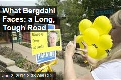 Bergdahl Faces Long, Tough Recovery