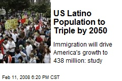 US Latino Population to Triple by 2050