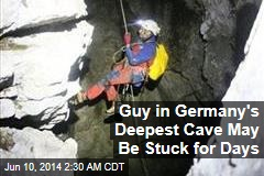 200 Try to Save Man Stuck in Germany's Deepest Cave