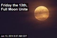 Friday the 13th, Full Moon Unite