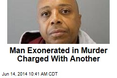 Man Exonerated in Murder Charged With Another