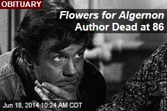 Flowers for Algernon Author Keyes Dead at 86