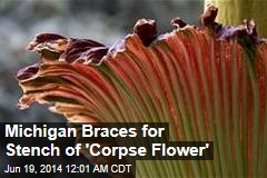 World's Stinkiest Flower to Bloom in Michigan