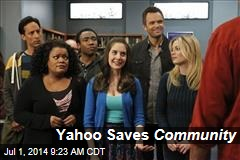 Yahoo Saves Community