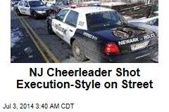 NJ Cheerleader Shot Execution-Style on Street