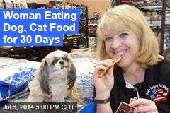 Pet Store Owner: I'll Eat Pet Food for a Month