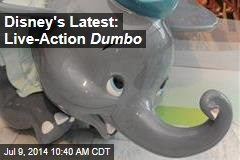 Disney's Latest: Live-Action Dumbo