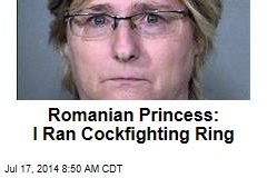 Romanian Princess: I Ran Cockfighting Ring