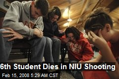 6th Student Dies in NIU Shooting
