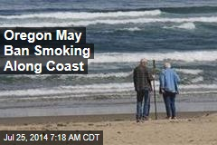 All of Oregon's Coast May Soon Be Smoke-Free