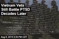 Vietnam Vets Still Battle PTSD Decades Later