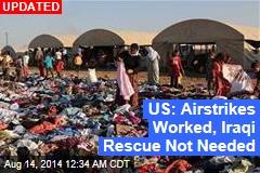 US Military Team Arrives on Iraqi Mountain