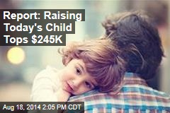 Report: Raising Today's Child Tops $245K