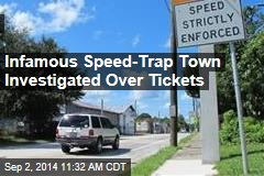 Infamous Speed Trap Town Investigated Over Tickets