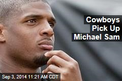 Cowboys Pick Up Michael Sam