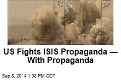 US Fights ISIS Propaganda —With Propaganda