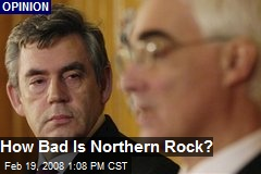 How Bad Is Northern Rock?
