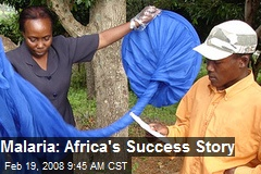 Malaria: Africa's Success Story