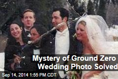 Mystery of Ground Zero Wedding Photo Solved