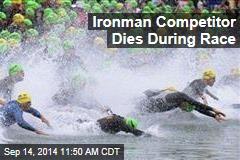 Ironman Competitor Dies in Australia