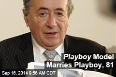 Playboy Model Marries Playboy, 81