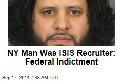 NY Man Recruited for ISIS: Federal Indictment