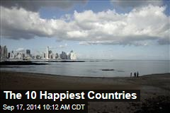 The 10 Happiest Countries