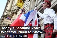 Everything You Need to Know About Referendum in Scotland