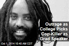 Outrage as College Picks Cop-Killer as Grad Speaker
